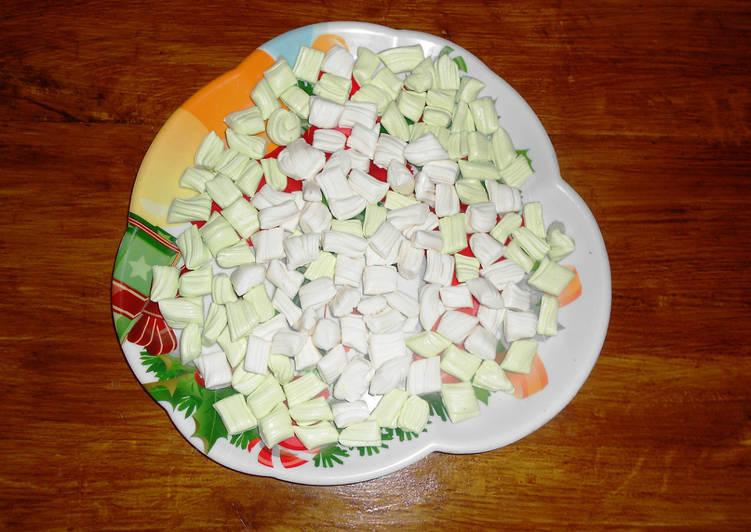 как готовить конфеты из сахара