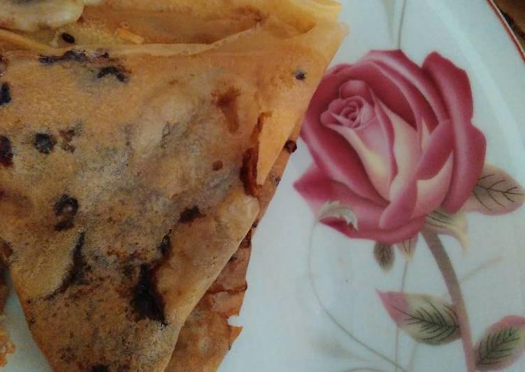 Lekker / d crepes / kue krenyes ala2 teflon