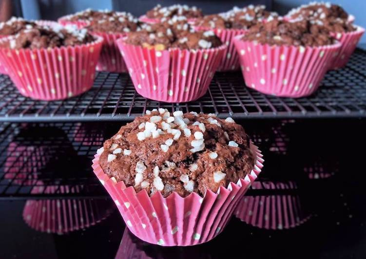 Easiest Way to Prepare Appetizing Chocolate muffins