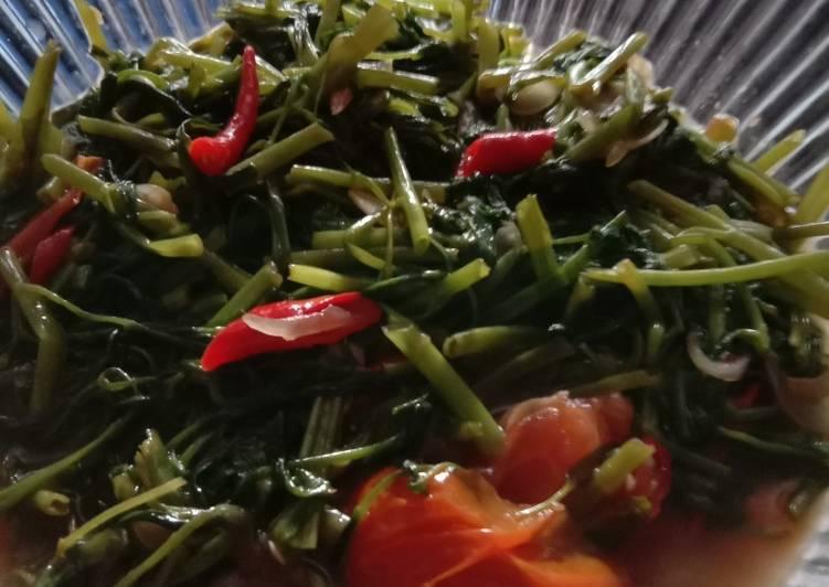 Tumis sayur kangkung