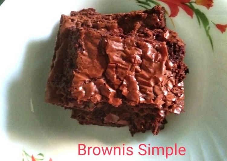 Brownis simple...