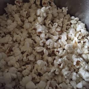 Como hacer pochoclo (Pop corn)