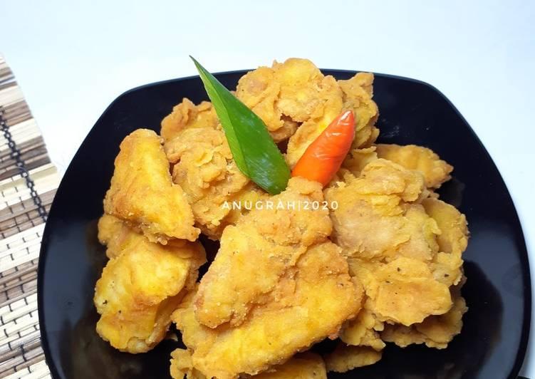 #179 Ayam Goreng Crispy