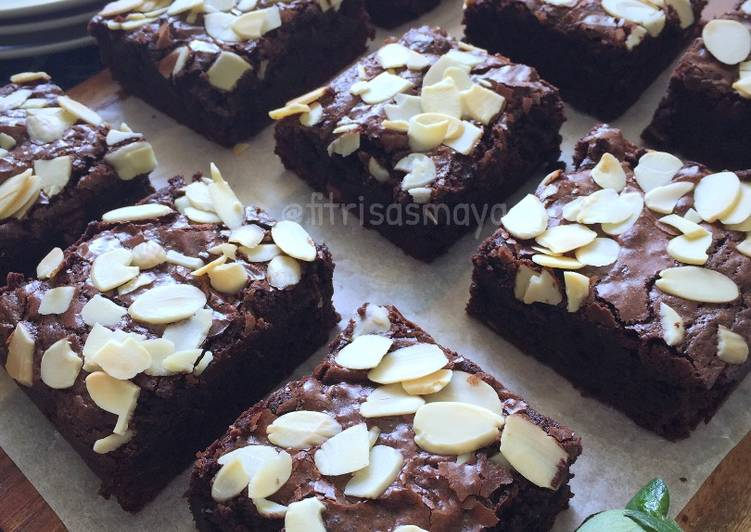 Avocado Brownies #browniesalpukat