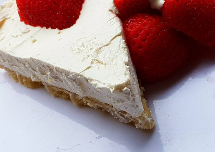 Keto New York Cheesecake