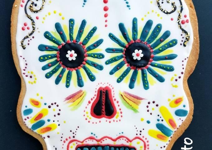 Calavera Dia De Los Muertos