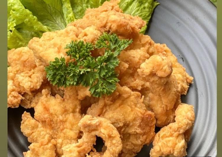 Cara Gampang Mengolah Ayam Fillet Crispy, Bikin Ngiler