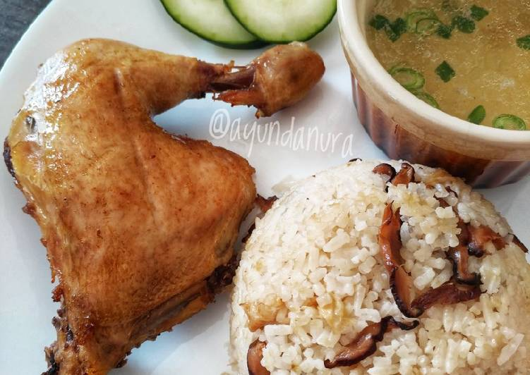 Use Food to Boost Your Mood Hainanese Chicken Rice