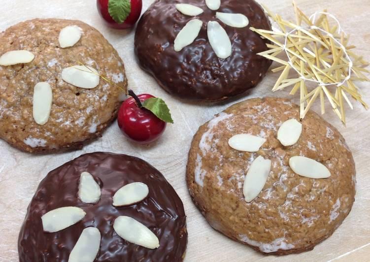 Easiest Way to Prepare Ultimate Lebkuchen (German Christmas Cookies)