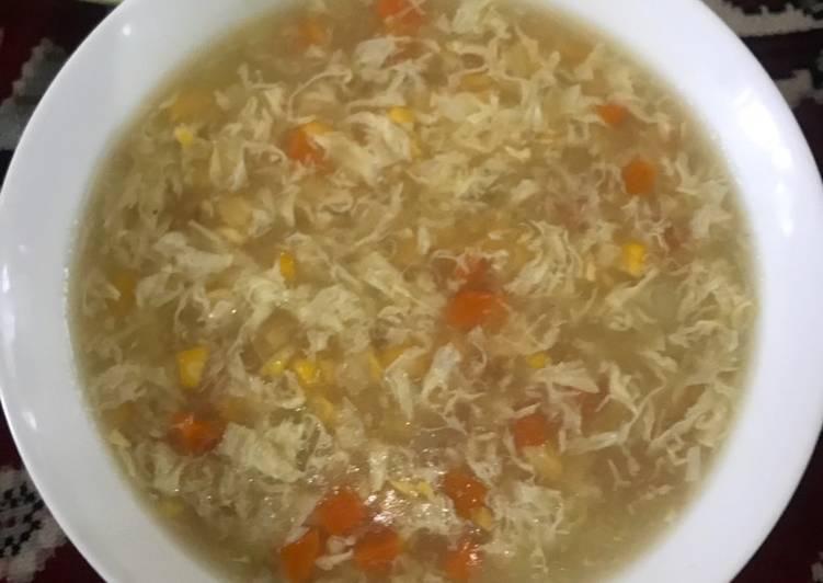 Permalink to Resep Terbaik Membuat Sup Jagung Telur Enak