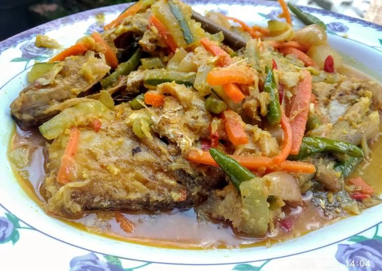 Kerapu Acar Kuning - cookandrecipe.com