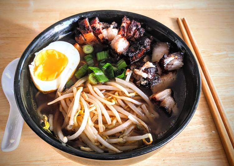 Pork Belly Ramen