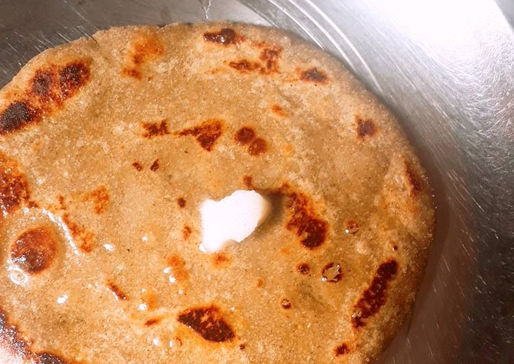 Simple Way to Make Super Quick Homemade Millet roti
