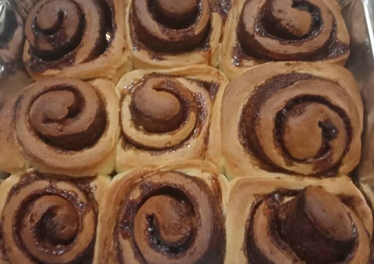 Cinnamon rolls original