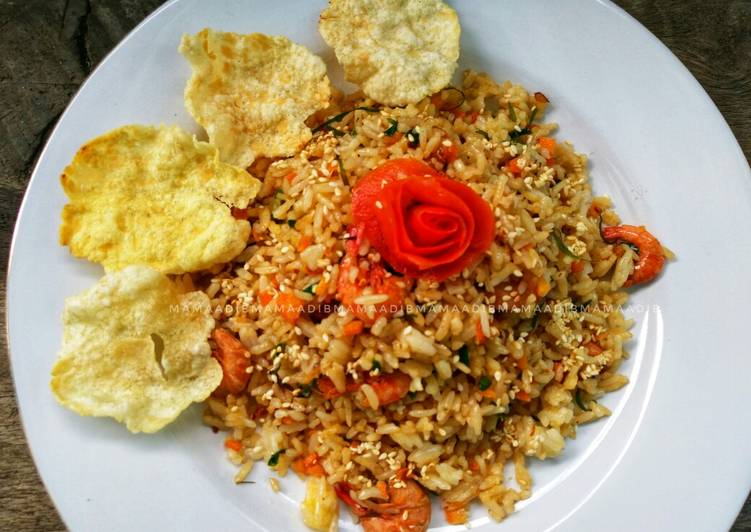 Resep Japanese fried rice Favorit