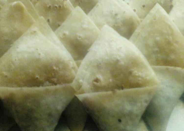 Step-by-Step Guide to Make Top-Rated Samosa pocket