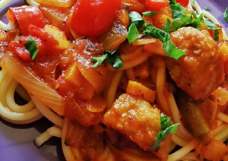 Spaghetti & Meatballs - velavinkabakery.com