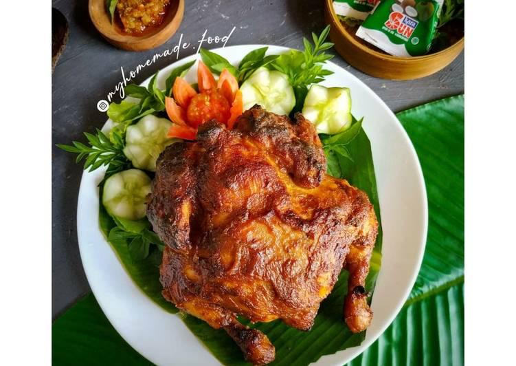 Ayam Panggang Areh - cookandrecipe.com