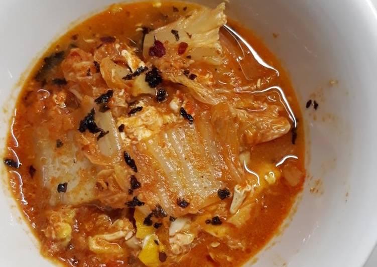 Budae Jjigae Seafood, simple dan enak
