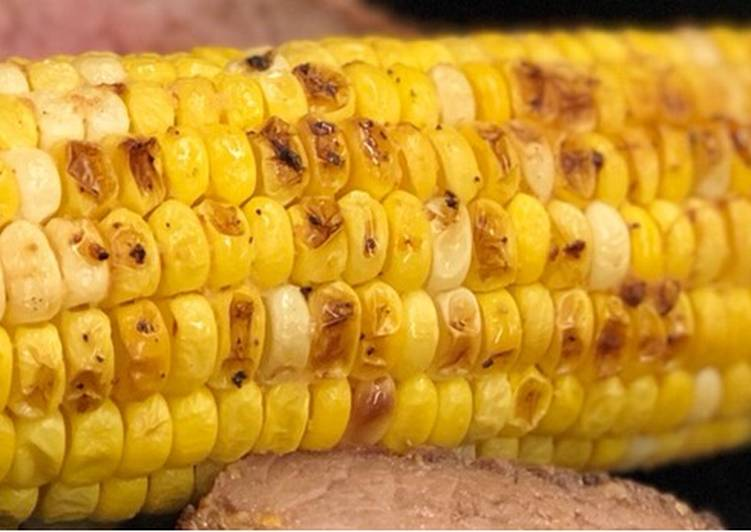 Recipe of Any-night-of-the-week Roasted Corn