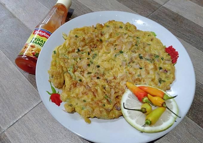 Resep Omelet Jamur Tiram Putih Oleh Anita Windari Cookpad