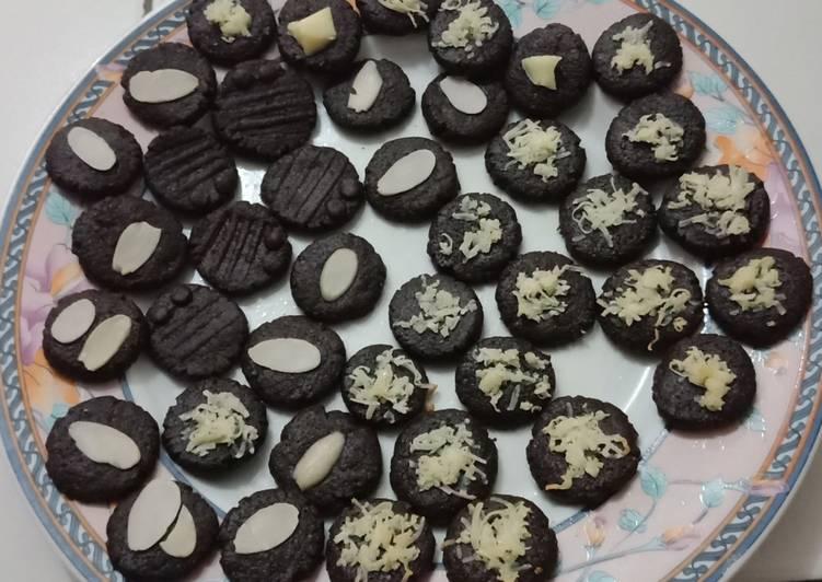 Cookies hilo Teflon tidak pakai oven