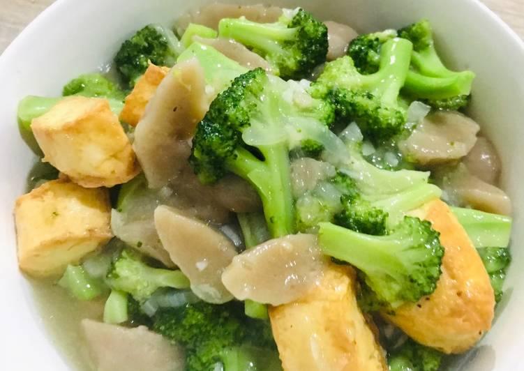 12 Bahan Membuat Sapo Tahu Brokoli Yang Mudah Cookandrecipe Com