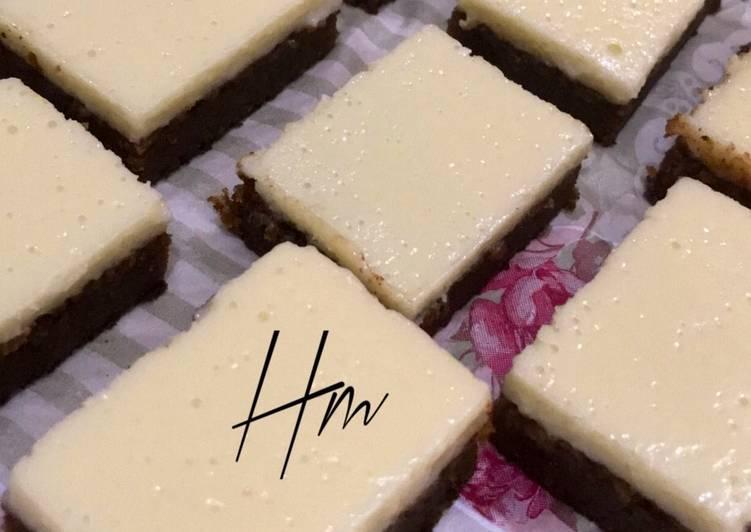 حلا الحليب المحموس بالصور من Hm كوكباد