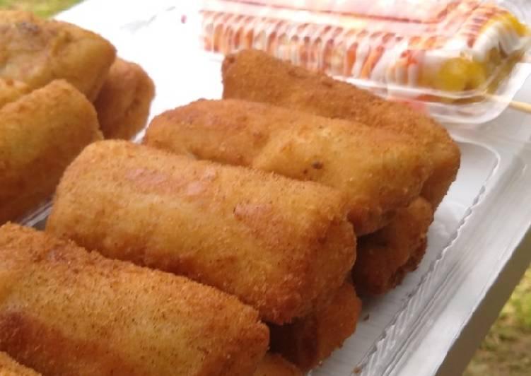 Resep Risol Ayam Ala Gogo Oleh Yoe Tha Cookpad