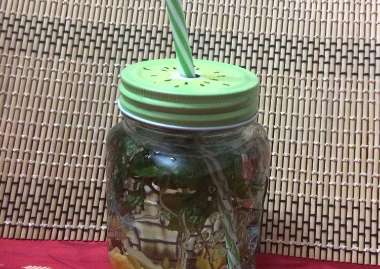 Detox weightloss drink
