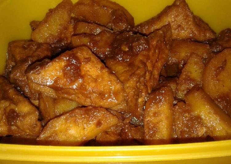 Resep Semur tahu kentang oleh Zuwita Puspitasari - Cookpad