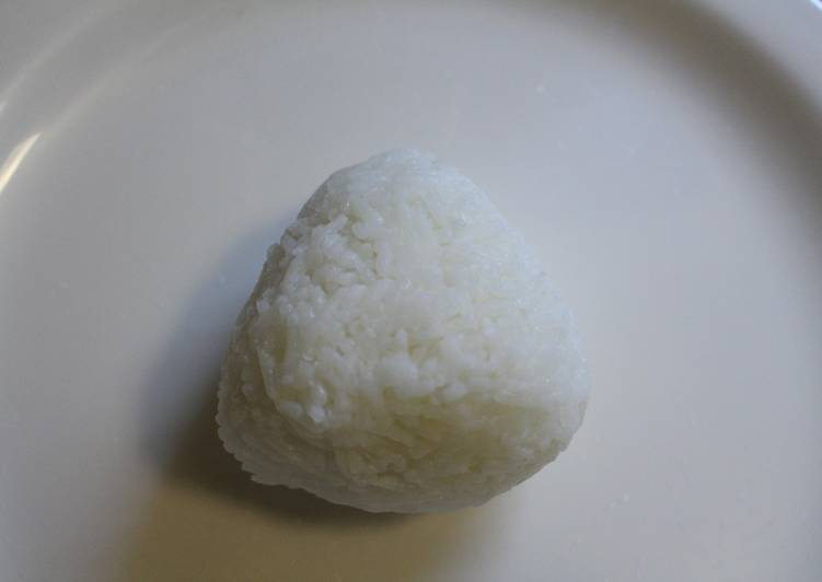 The Food Items You Pick To Eat Are Going To Effect Your Health Onigiri (Rice Ball)