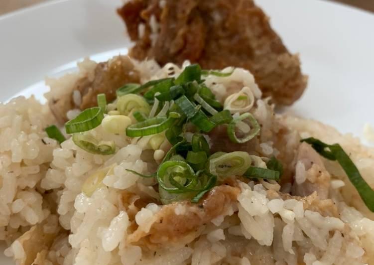Nasi Hainam KFC