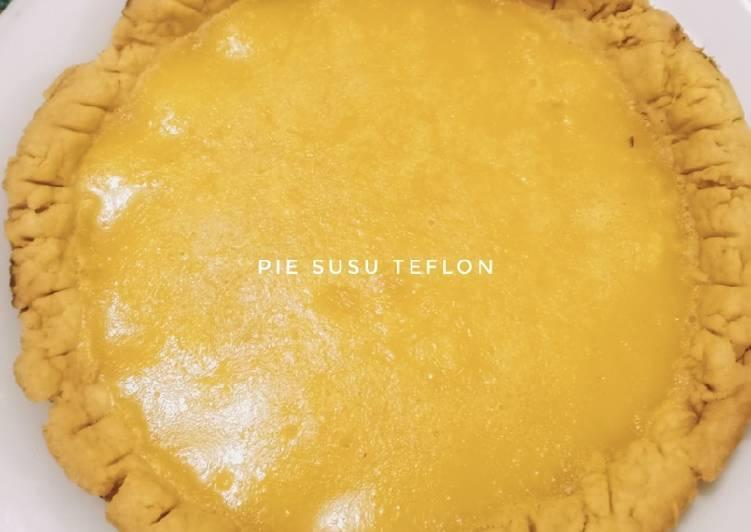 Pie Susu Teflon