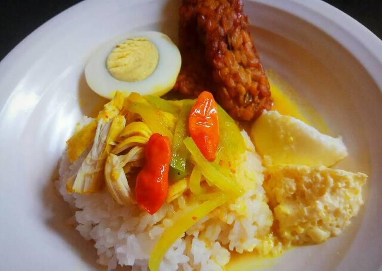 Bagaimana Menyiapkan Nasi/Sega Liwet khas Solo (rice cooker) Asli Simple lhooo, Sempurna