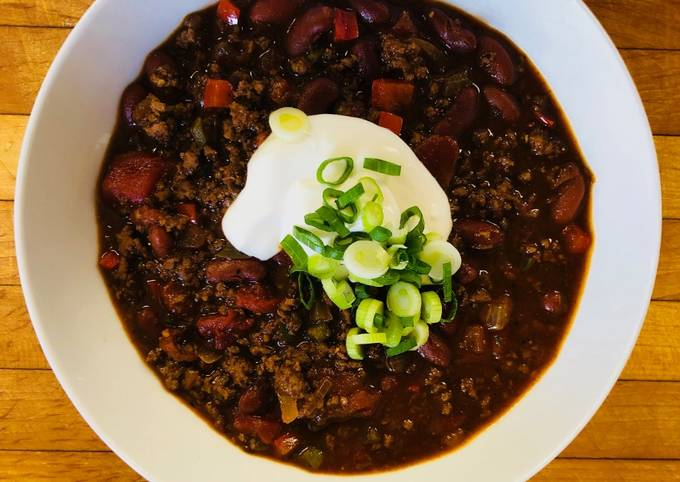 Fullblood Wagyu Beef Chili