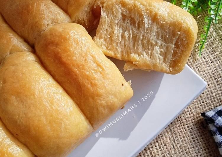 Cappucino Bread | Roti Rasa Cappucino Super Lembut