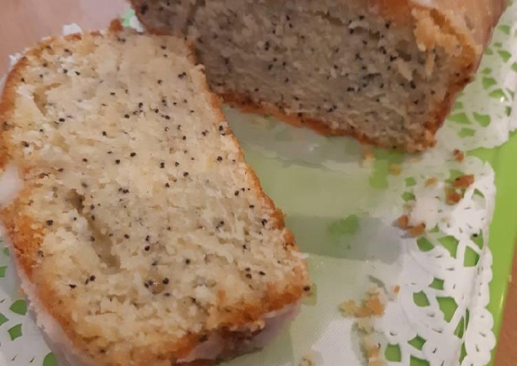 Cake au mojito