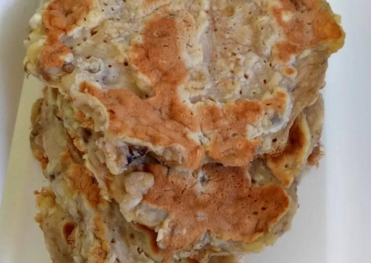 Banana Pancake *Vegetarian, Vegan – The Kitchn Cookbooks