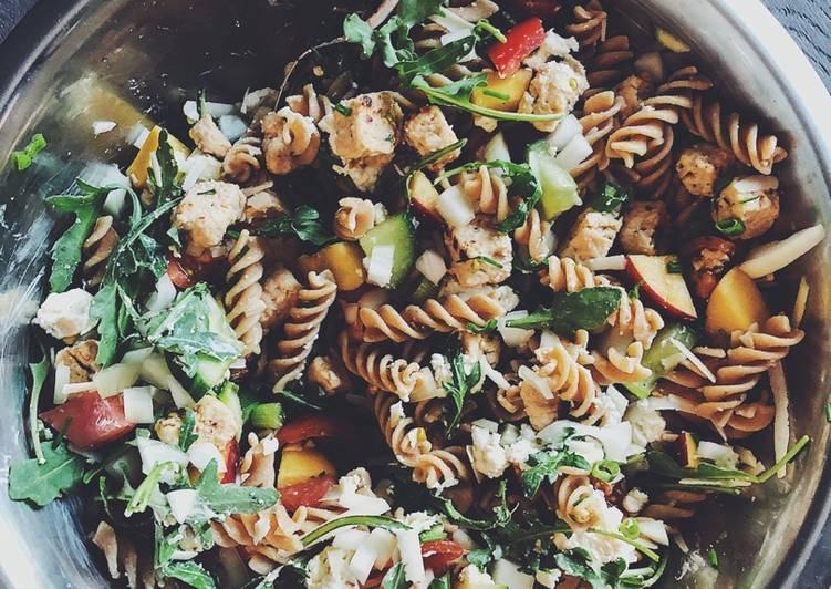 Steps to Prepare Award-winning Summer Pasta Salad