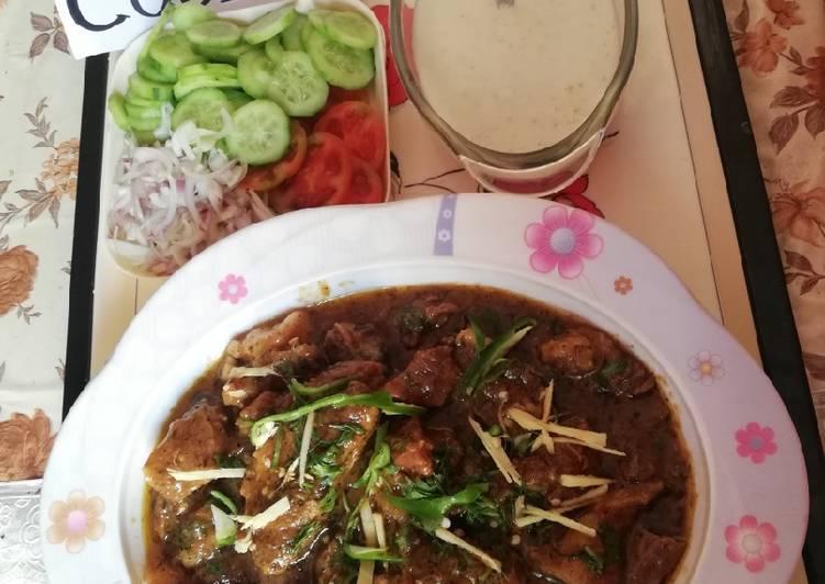Step-by-Step Guide to Prepare Perfect Peshawari Karahi Gosht