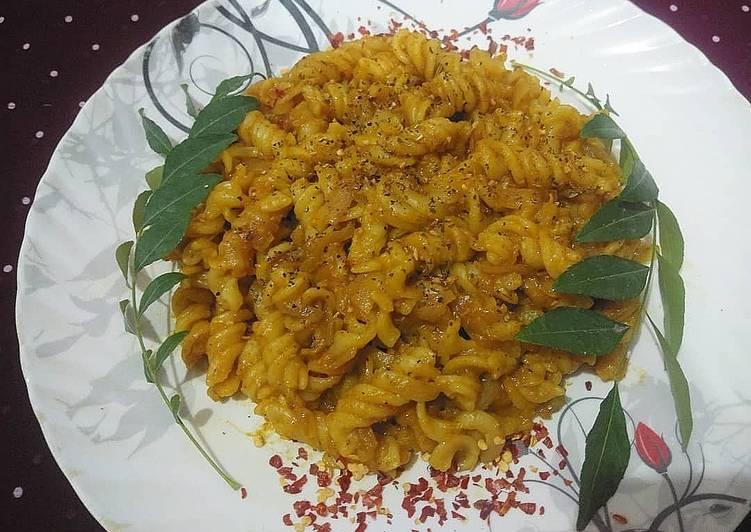 Recipe: Delicious Pasta