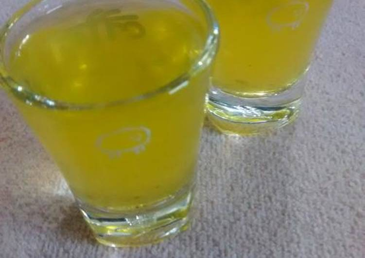 Flavoured Lemonade