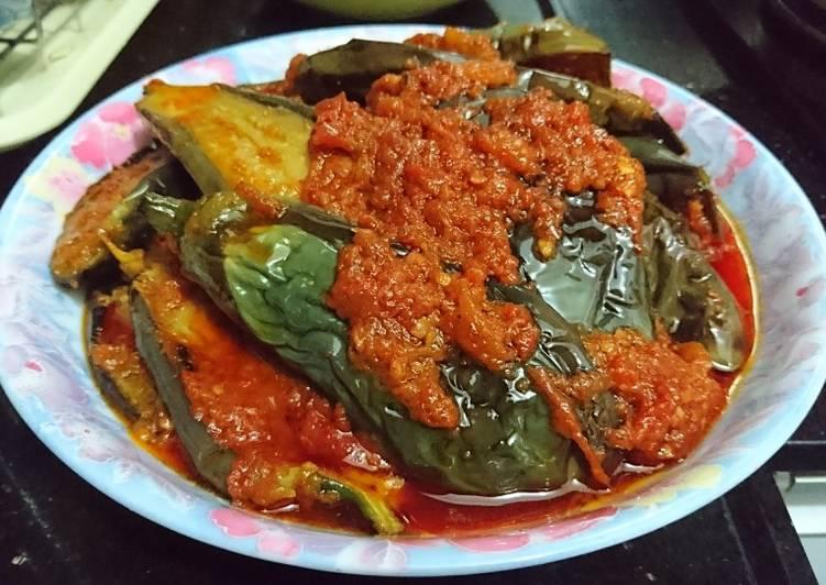 Resep Térong sambel tomat Yang Gampang Sedap