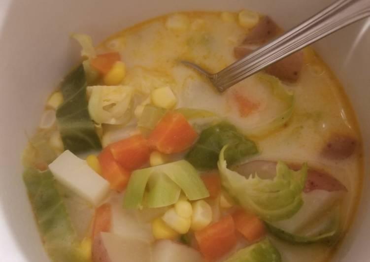 Recipe of Ultimate Corn Chowder