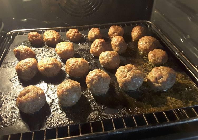 Boulettes de viande orientales