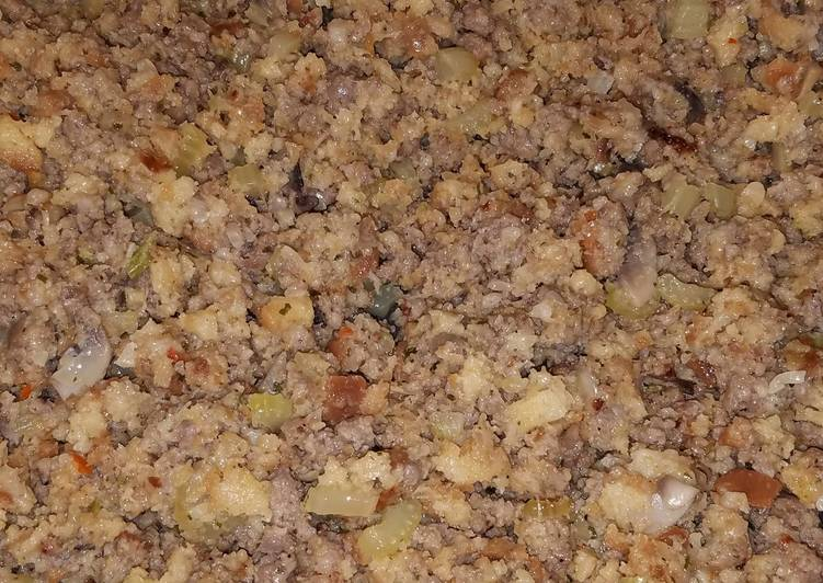 Easiest Way to Prepare Perfect Stuffing