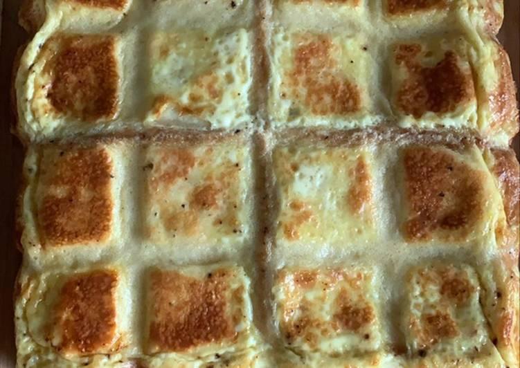 Recipe of Perfect Croque tablette à la mimolette