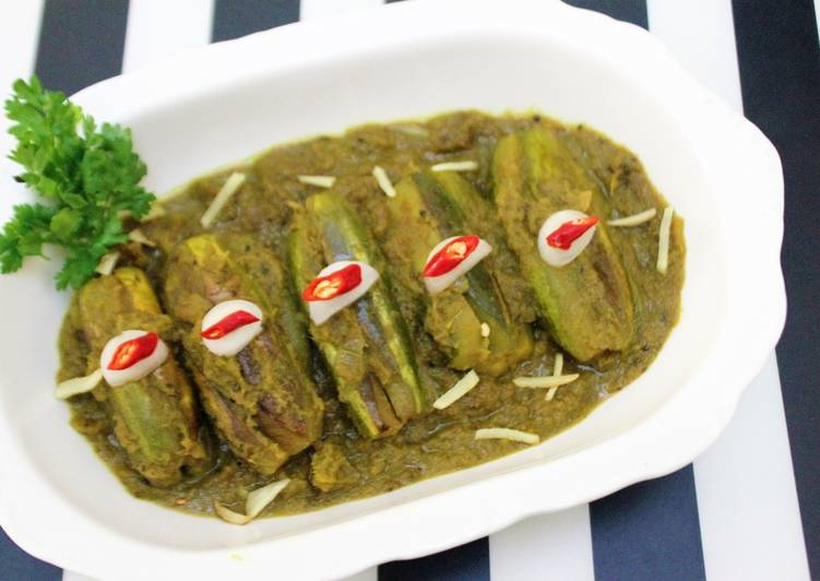 Recipe of Perfect Dhania Parwal