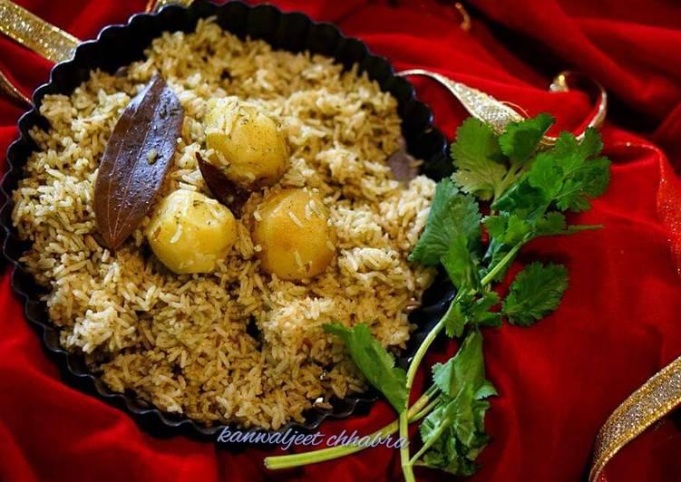 How to Prepare Homemade Haryanvi chutney pulao